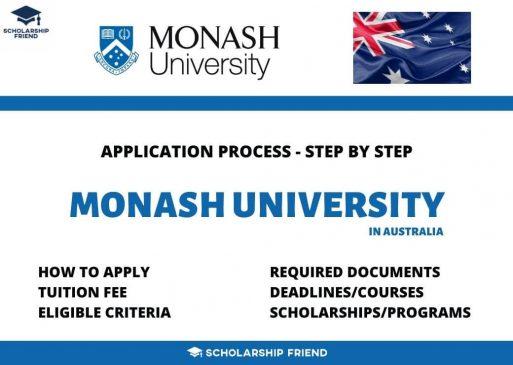 monash-university-application-process-fee-scholarships-in-2021-2022-scholarship-friend