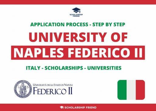 university-of-naples-federico-II-admission-application-process-2021